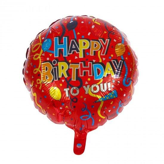 Happy Birthday Шары и Серпантин(FM)