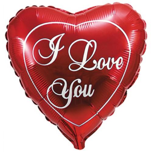 "Красное Сердце ""I love you""(FM)"