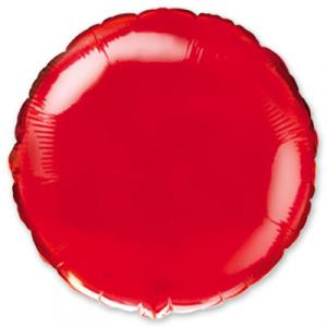 Круг Металлик RED