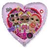 Куклы ЛОЛ в сердце(FM)