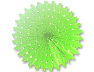 Фант бумажный светло-зеленый