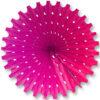 Фант бумажный ярко-розовый