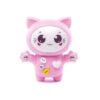 Музыкальная игрушка Котёнок Link Link розовая