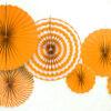 Набор Фанты бумажные оранжевый
