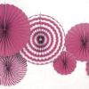 Набор Фанты бумажные розовый