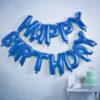 Набор Happy Birthday Голубой