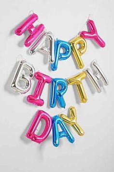 Набор Happy Birthday микс