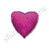 "Ф Б/РИС 18"" СЕРДЦЕ Металлик Purple"