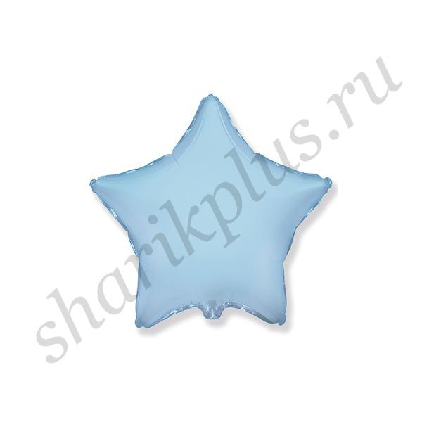 """Ф Б/РИС 18"""" ЗВЕЗДА Пастель Blue"""