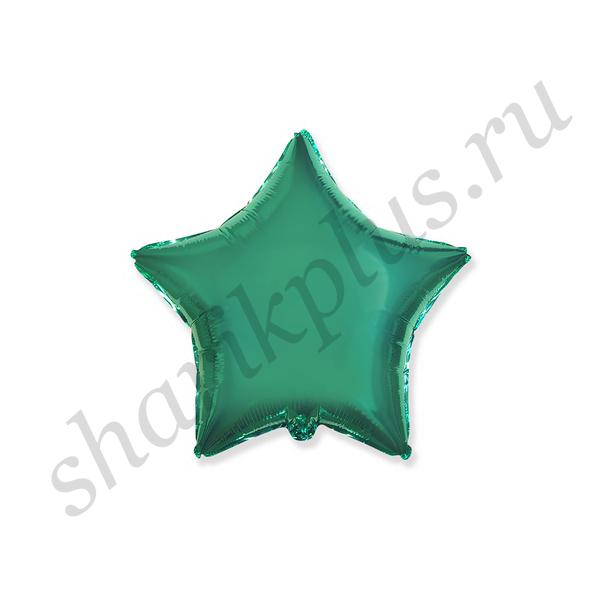 """Ф Б/РИС 18"""" ЗВЕЗДА Металлик Turquoise"""