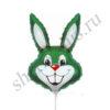 Ф М/ФИГУРА/2 Кролик зеленый(FM)