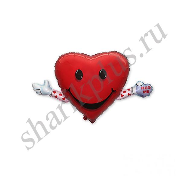 Ф М/ФИГУРА/3 Сердце с ручками/FM