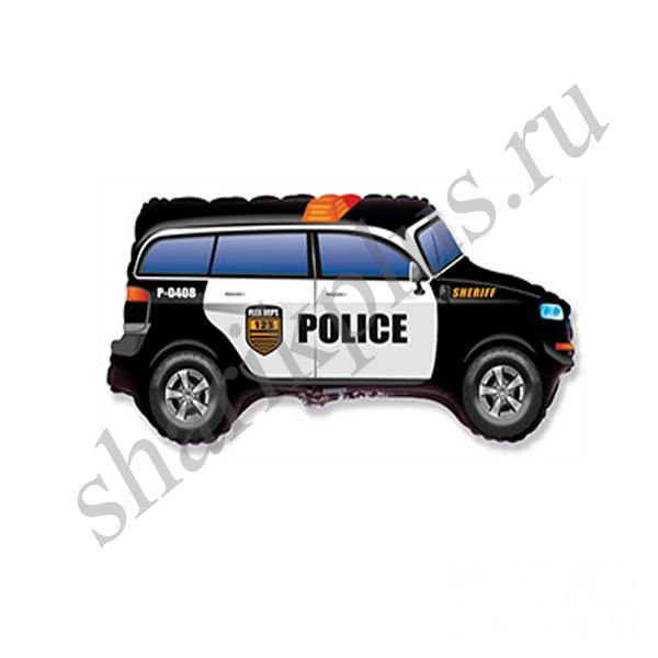 Ф М/ФИГУРА/3 Машина Полиция/FM