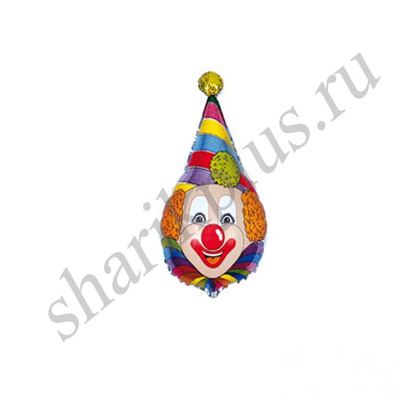 Ф ФИГУРА/2 Клоун в колпаке(FM)