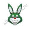 Ф ФИГУРА/8 Кролик зеленый(FM)