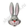 Ф ФИГУРА/8 Кролик серый(FM)