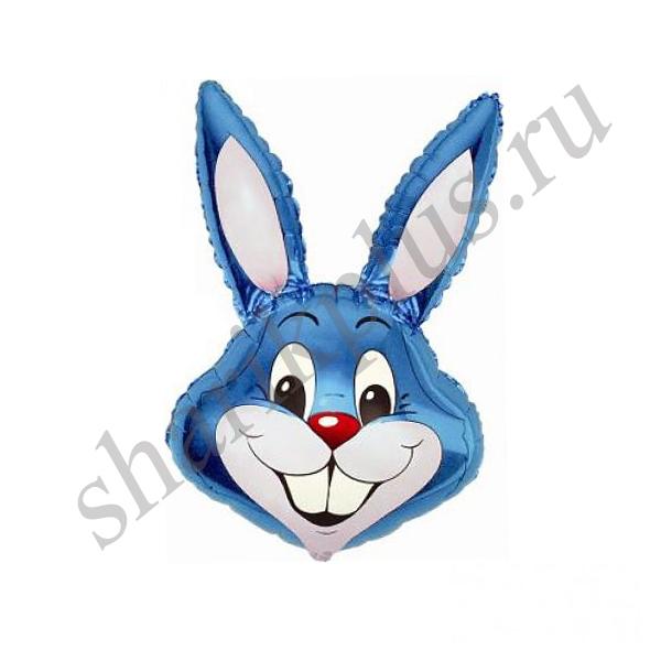 Ф ФИГУРА/8 Кролик синий(FM)