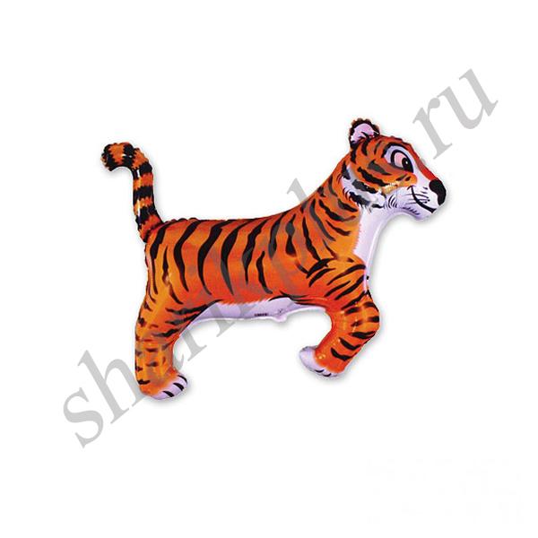 Ф ФИГУРА/11 Тигр черные полоски(FM)