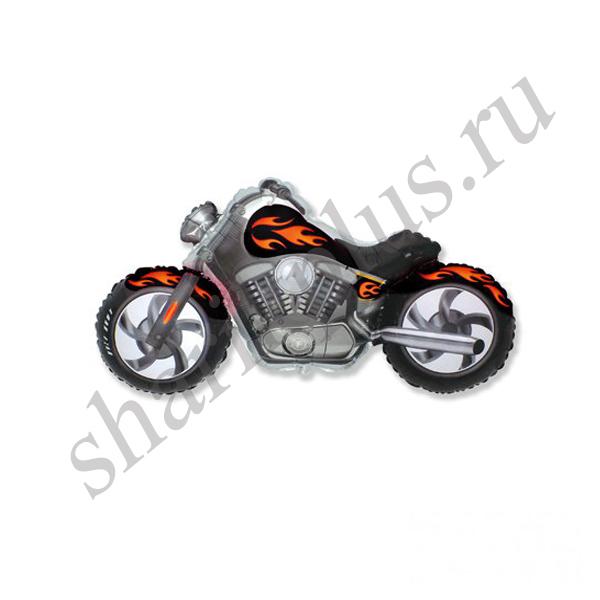 Ф ФИГУРА/11 Мотоцикл черный/FM