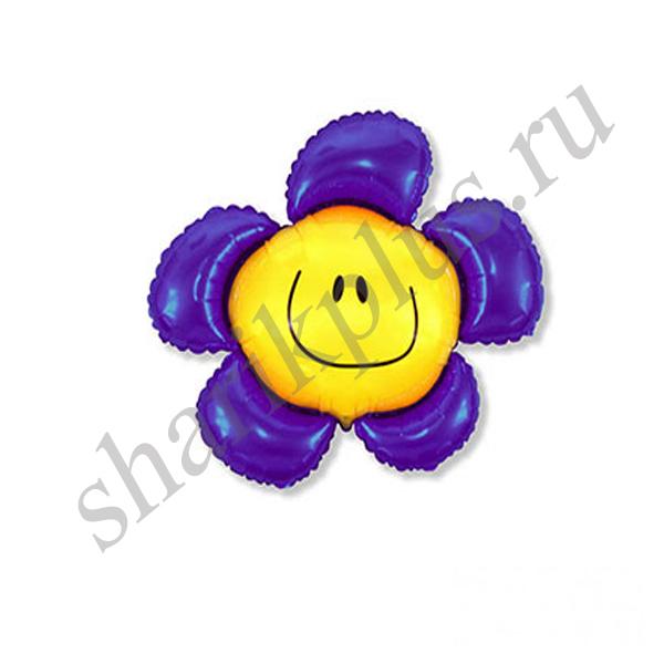 Ф ФИГУРА/11 Цветок фиолетовый/FM