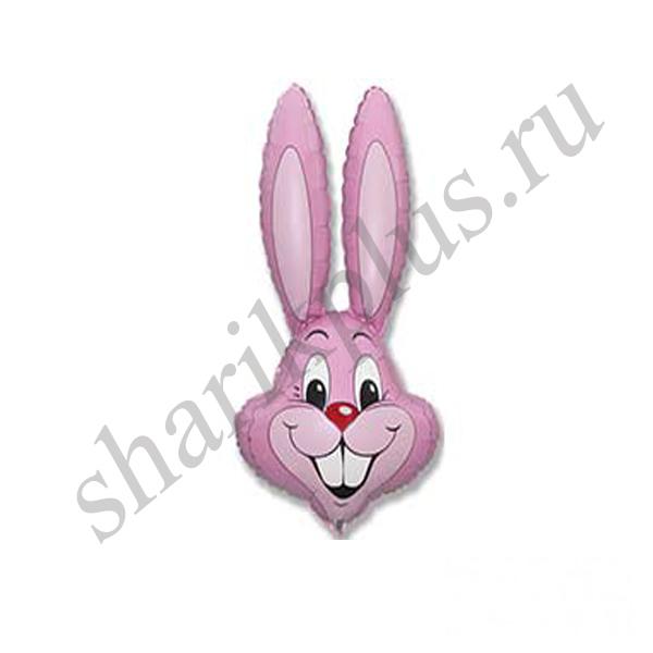 Ф ФИГУРА/8 Кролик розовый(FM)