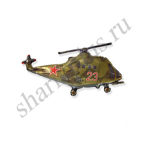 Ф ФИГУРА/11 РУС Вертолет/FM