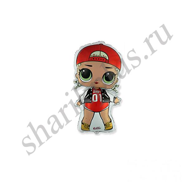 Ф ФИГУРА/11 Куклы ЛОЛ MC SWAG/FM