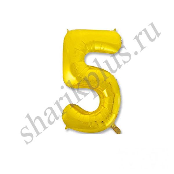 42''/107 ЦИФРА 5 Gold