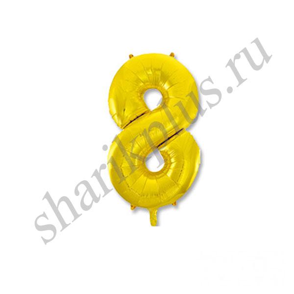 42''/107 ЦИФРА 8 Gold