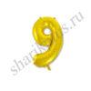 42''/107 ЦИФРА 9 Gold