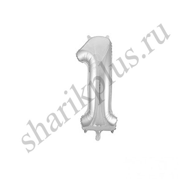42''/107 ЦИФРА 1 Silver