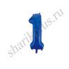 42''/107 ЦИФРА 1 Blue