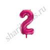42''/107 ЦИФРА 2 Fuchsia