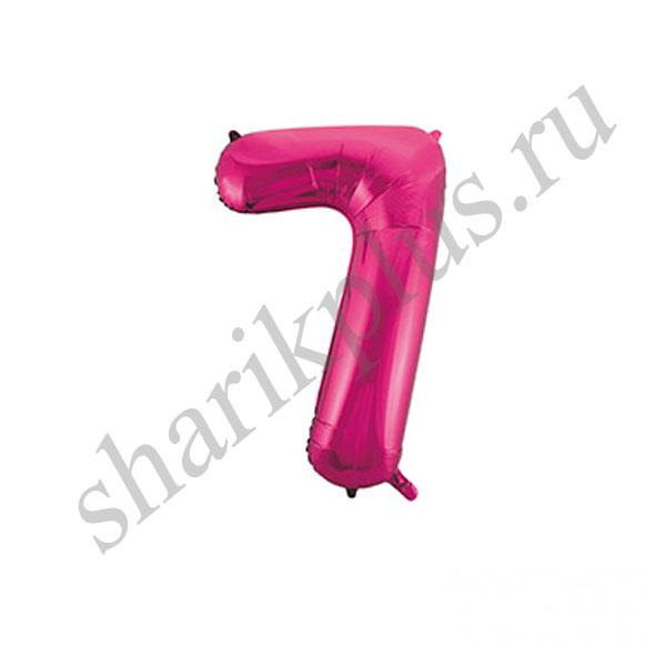 42''/107 ЦИФРА 7 Fuchsia