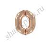 42''/107 ЦИФРА 0 ROSE GOLD