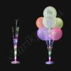 Стойка для шаров Фонтан, 7 насадок, с подсветкой, 0,39*0,72 м. Разноцветный.