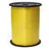 Лента (0,5 см х 250 м) Желтая.