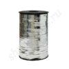 Лента металлизированная (0,5 см x 250 м) Серебро.